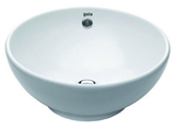 Show details for Ceramica Gala Sink Bowl White 410mm