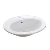 Show details for Built-in sink Keramin Turin 56,2x47x19,6cm