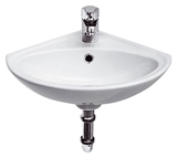Show details for Corner sink Cersanit Sigma 32x32cm 6,3kg, white