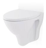 Show details for Built-in toilet Cersanit, white