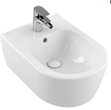 Show details for Villeroy & Boch Avento Wall Mounted Bidet White