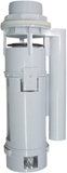 Show details for Ani Plast WC7010 Flush Valve with White Button