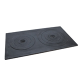 Show details for Hob surface Metnetus 685x395mm