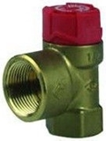 Show details for Afriso Safety Valve 3/4 2.5bar