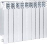 Show details for Aluminum radiator Armature Krakow-KFA, G500F, 12 ribs
