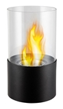 Show details for Bio fireplace Flammifera FP-004T 2,7KW, black