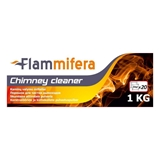 Show details for CHIMNEY CLEANING POWDER SADPAL 20X50G (FLAMMIFER)