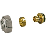 "Show details for Adapter for pipes Giacomini R179E 3/4 ""x18x2mm"