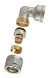 Show details for BEND DISASSEMBLE DUBUL 1470E 20X1 / 2F SELF (TDM BRASS)