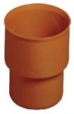 Show details for Cast iron outer sleeve D160 PVC (Magnaplast)