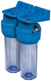Show details for WATER DOUBLE FILTER 1A3090411B 3/4 10 (AMG SRL)