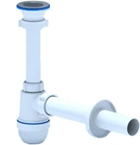 Show details for Ani Plast C0104EU Siphon with Long Pipe 1 1/2'' 40mm