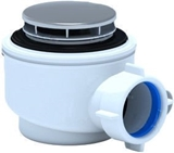 Show details for Ani Plast Universal Siphon 50mm