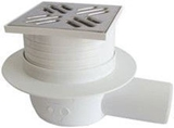 Show details for Ani Plastic Horizontal Siphon 105x105mm