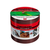 Show details for TAPE NICOBAND 10CMX3M BROWN