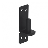 Show details for DOOR BRACKET 83032 13MM / 19MM BLACK