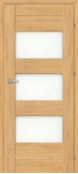 Show details for Door leaf Classen Town 3 84,4x203,5cm, lacquered oak, right side