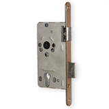 Show details for BUILT-IN LOCK, WITHOUT CYLINDER PZ2 55/20 HG (ABUS)