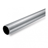 Show details for PIPE ROUND ALUM. D10X1 1M