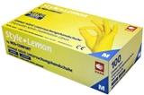 Show details for Ampri Med Comfort Style Lemon Nitril Powder Free Gloves S 100pcs