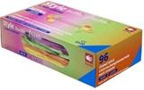 Show details for Ampri Med Comfort Style Tutti Frutti Nitril Powder Free Gloves 96pcs S