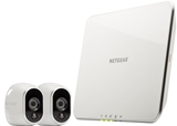 Show details for Arlo Wire-Free Security System With 2 HD Cameras VMS3230