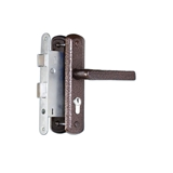 Show details for BUILT-IN LOCK ZV4-B-1-19-16.2 ANTIQUE COPPER
