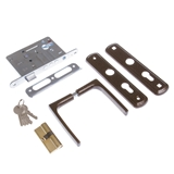 Show details for BUILT-IN LOCK ZV4-B1-1-19-16.2 ANTIQUE COPPER