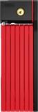 Show details for Abus uGrip Bordo 5700/100 SH Folding Lock Red