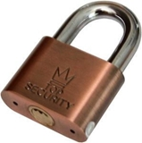 Show details for Defort Padlock 50mm