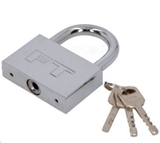 Show details for Ega Padlock Chrome 60mm