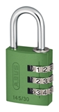 Show details for GREEN HANGING CODE KEY 145/30 46580 (ABUS)