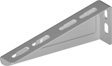 Show details for Baks Cable Tray Bracket 26x48x60mm Galvanized Steel