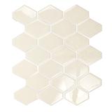 Show details for Ceramic mosaic NOSTF, 35.6 x 31.1 cm
