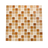 Show details for MOSAIC GLASS BEIGE ASH224 30X30