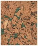 Show details for CORK WALL COVER CONDOR 30X60 GREEN