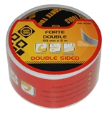 Show details for ADHESIVE TAPE SIDED 5m X 50 mm FORTE TOO (FORTE TOOLS)
