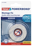Show details for ADHESIVE TAPE FOR MIRROR ATTACHMENT.1,5MX19MM (TESA)