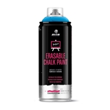 Show details for AEROSOL PAINT CHALK BLACK 400ML (MONTANA)
