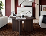 Show details for Coffee table ASM Piko Wenge, 600x600x450 mm