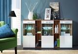 Show details for ASM Dorade Commode Wood/White Gloss