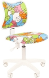 Show details for Children's chair Chairman 102 Cats White