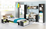 Show details for Children's room furniture set Szynaka Meble Ikar 1