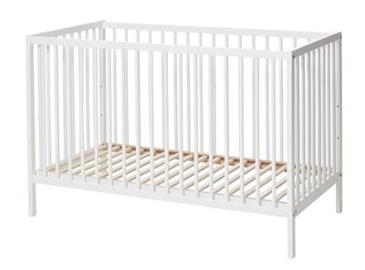 Picture of Children's bed BabyDan Comfort White, 120x60 cm