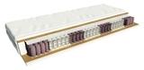 Show details for Black Red White Harmonic Medicott Mattress 90x200cm