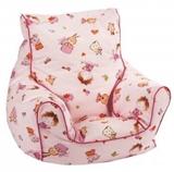 Show details for Delta Trade TEX5 Child Soft Seat Bag Light Pink