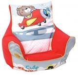 Show details for Delta Trade TEX5 Child Soft Seat Bag Multicolor