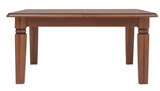 Show details for Dining table Black Red White Bawaria Walnut, 3600x1000x780 mm