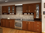Show details for Kitchen set Halmar Margaret, 2.6 m