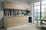 Show details for Kitchen set Halmar Perla, 2.6 m